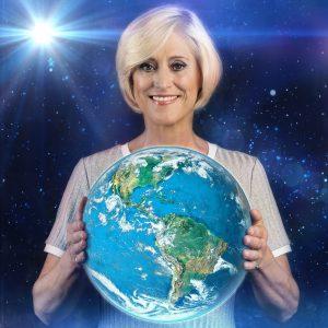 Ines Marie Jaeger - Blaue Welt
